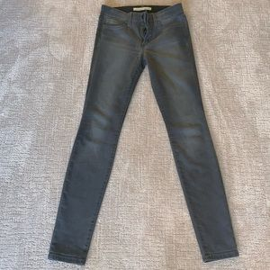 Joe's Jeans Marni skinny ankle grey jeans